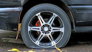 getlinkyoutube.com-How To Change a Car Tire