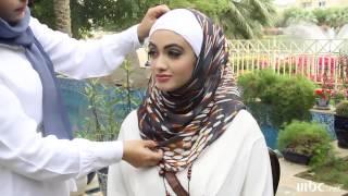 getlinkyoutube.com-You Elegant quick day to day hijab    حجاب أنيق للدوام أو ما بعد الظهر