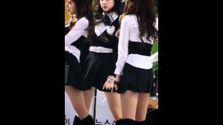 getlinkyoutube.com-[120331 HD] Stellar - Rocket Girl (Ga Young // 가영 Fancam)