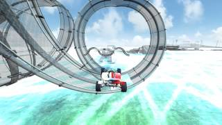 Trackmania - Full Speed Challenge - [256³] Celestius
