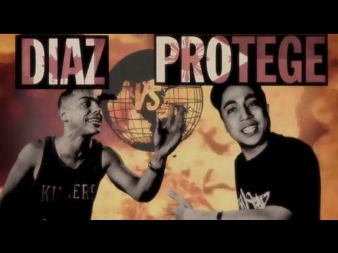 KOTD - WD2 - Diaz vs Protege (FlipTop)