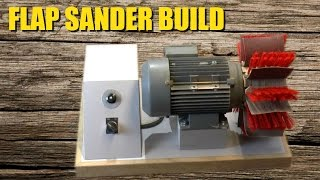 getlinkyoutube.com-Homemade Flap Sander