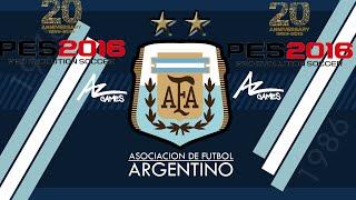 getlinkyoutube.com-PES 2016 | Actualizacion liga Argentina Licenciada  | MEGA