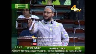 getlinkyoutube.com-Janab Asaduddin Owaisi Sahab Speech in Lok Sabha on Increasing Communal Violence in Country