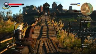 getlinkyoutube.com-The Witcher 3 - How to activate the speed glitch (fixed)