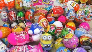 getlinkyoutube.com-100 Kinder Surprise, Миньоны, Шопкинсы, My Little Pony, Кунг Фу Панда 3