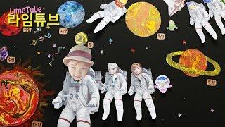 getlinkyoutube.com-우주여행 엘사 뽀로로 미술놀이 장난감 Space Travel Art Plays Elsa Pororo Toys Play Игрушки 라임튜브