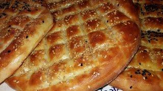 getlinkyoutube.com-خبز رائع وخفيف للفطور او لمائدة  العيد