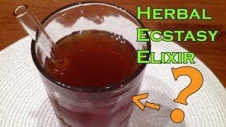 Herbal Ecstasy Elixir Recipe