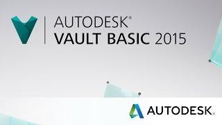 getlinkyoutube.com-Autodesk Inventor - Checking in files to Autodesk Vault