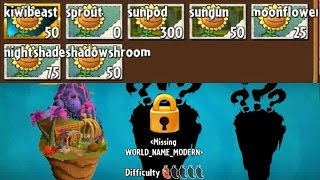 getlinkyoutube.com-Plants vs Zombies 2 - Unfinished Plants of 11th World