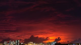 getlinkyoutube.com-Darwin Monsoon Timelapse - January 22, 2017