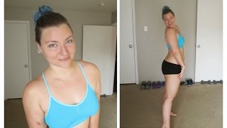 getlinkyoutube.com-I GAINED BACK 20LBS!! | Weight Loss Check-in #5: April 1, 2015