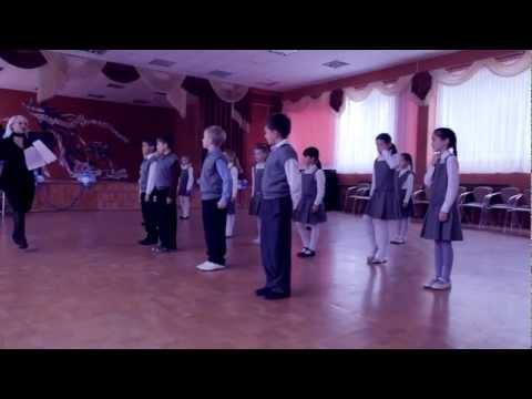 Кастинг на бальные танцы в начальной школе