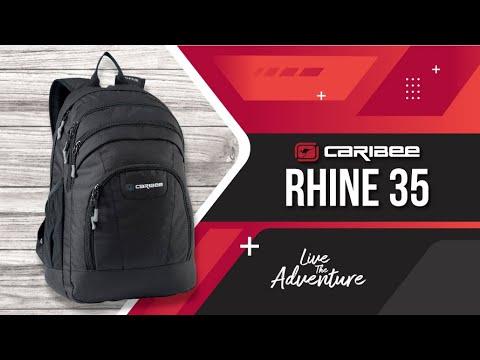 Caribee Rhine 35 Backpack - Assorted*