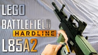 getlinkyoutube.com-Battlefield: Hardline: LEGO L85A2