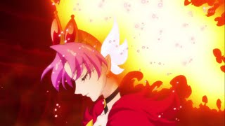 [HD] Go! Princess Precure: Cure Scarlet's Transformation & Attack