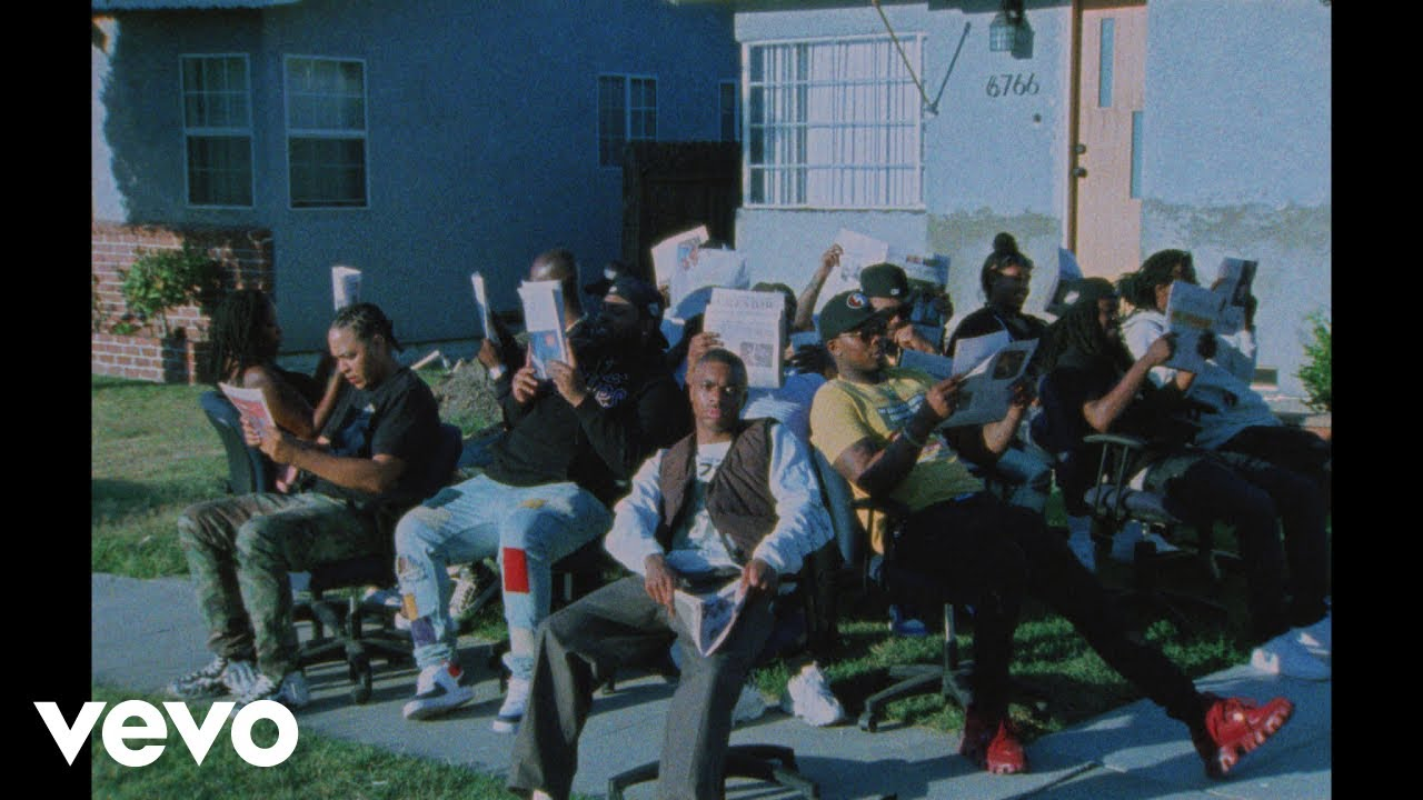 Vince Staples - LAW OF AVERAGES (Official Video)