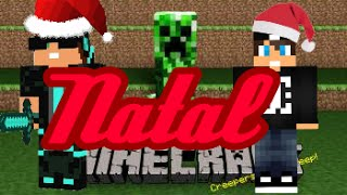 getlinkyoutube.com-Mapa de natal para minecraft