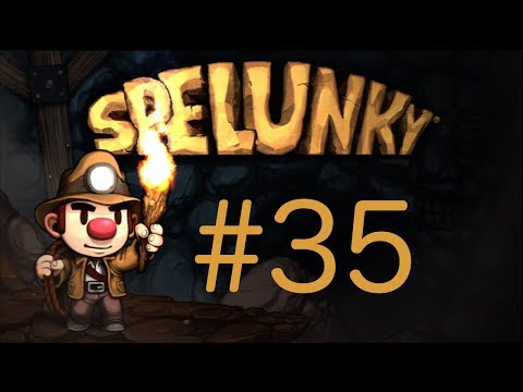 Let's Play - Spelunky [Part 35] Hell Hound