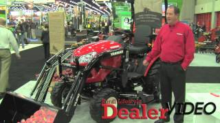 getlinkyoutube.com-Yanmar America Introduces New Line of Sub-Compact Tractors