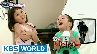 getlinkyoutube.com-The Return of Superman - Sarang's Surprise Gift