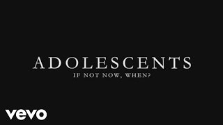 Adolescents (Audio)