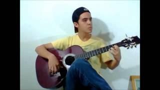 getlinkyoutube.com-Gustabo Lima Balada Boa  Chechere reche Tutorial En Guitarra
