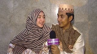 getlinkyoutube.com-Romantisme Ustadz Riza dan Istri - Intens 05 April 2014
