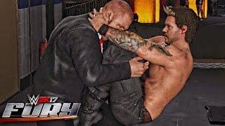 getlinkyoutube.com-WWE 2K17 Fury - Sick Codebreaker Outta Nowhere!