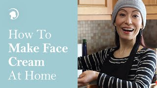 getlinkyoutube.com-How To Make Face Cream At Home - Face Yoga Method - https://faceyogamethod.com/