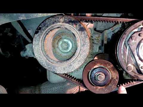 Сборка муфты компрессора,и не много о самой машине деу нексия часть 2