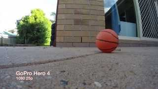 getlinkyoutube.com-GoPro Hero 4 Vs  Polaroid Cube Video Test, Low Light Test