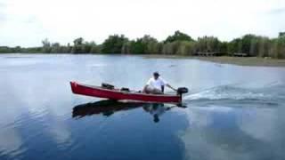 getlinkyoutube.com-Canoe with Motor