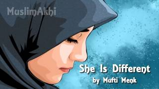 getlinkyoutube.com-She is Different - Mufti Menk