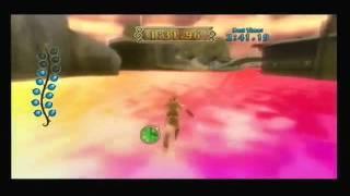 getlinkyoutube.com-Skyward Sword: Skyloft Silent Realm 2:39.26