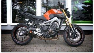 getlinkyoutube.com-Yamaha MT09 Review by Bike World