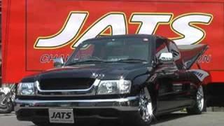 getlinkyoutube.com-トヨタ ハイラックス 4輪独立 ハイスピード エアサス ダンプベッド ジャッツ