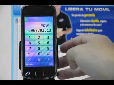 Liberar NOKIA N97, cómo desbloquear NOKIA N97 de Movistar  - Movical.Net