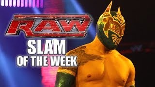 WWE Raw Slam of the Week 02-12-2013