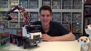 getlinkyoutube.com-LEGO® Technic 42043 Mercedes-Benz Arocs 3245