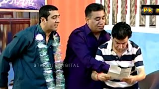 getlinkyoutube.com-New Best of Zafri and Nasir Chinyoti Stage Drama Full Comedy Clip