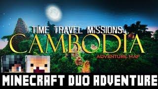 【Minecraft Duo Adventure】 - ข้ามเวลาหาสมบัติ!