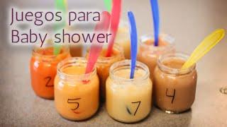 getlinkyoutube.com-10 Juegos para Baby Shower sencillos y divertidos HD