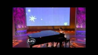 getlinkyoutube.com-Pianist Emily Bear Performing Live on the Katie Couric Show
