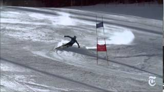 getlinkyoutube.com-Ski slalom motivation - Ted Ligety. Deep power