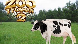 getlinkyoutube.com-Zoo Tycoon 2: Dairy Farm Speed Build