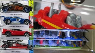 getlinkyoutube.com-2015 K World Wide Hot Wheels Factory Sealed Case Unboxing Video By Race Grooves