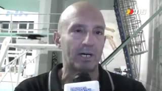 Il tecnico della WP Messina Maurizio Mirarchi commenta il successo nel big match di Roma