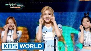 getlinkyoutube.com-TWICE (트와이스) - Cheer Up [Music Bank HOT Stage / 2016.05.13]